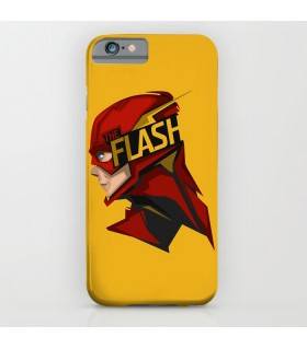 Flash art printed mobile cover